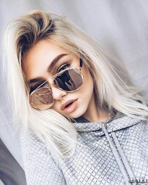 نظارات شمسية 30 نظارة شمسية للنساء و الرجال موضة 2020 بفبوف Hair Styles Hair Makeup Style