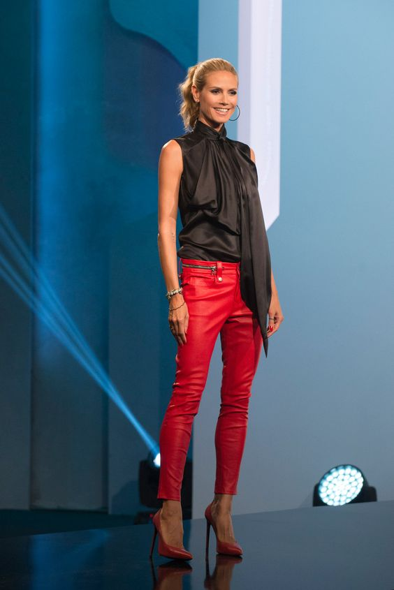 Project runway, Heidi klum and Runway on Pinterest