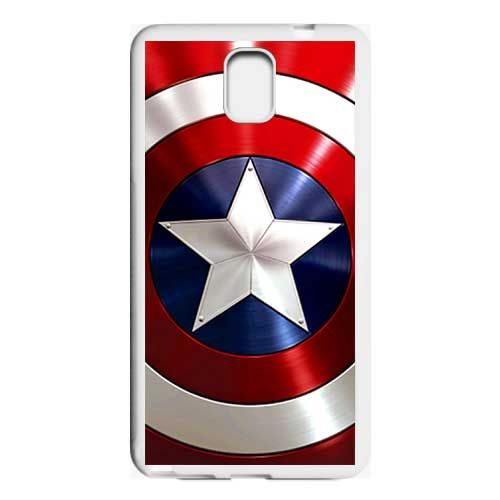 The Avengers Captain America shield 03 Samsung Galaxy Note 3 Case $16.50