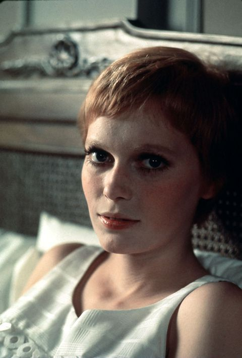 Rosemary's Baby Haircut : rosemary's, haircut, TheLIST:, Iconic, Movie, Movies,, Movie,, Rosemary's