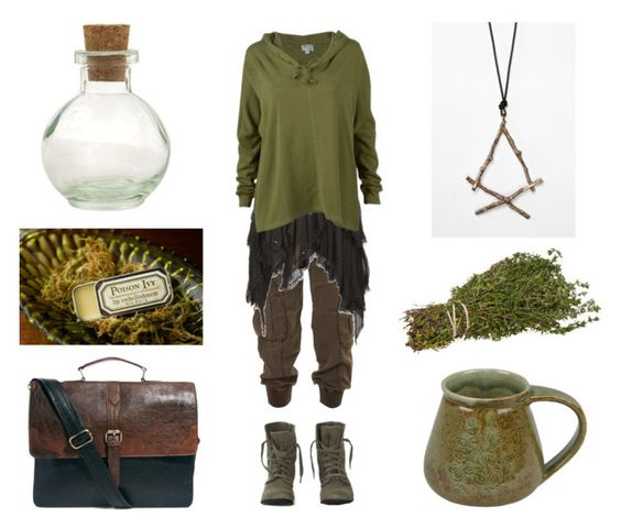 Undergrowth by maggiehemlock on Polyvore featuring polyvore fashion style RVCA AllSaints OTBT ASOS species by the thousands clothing
