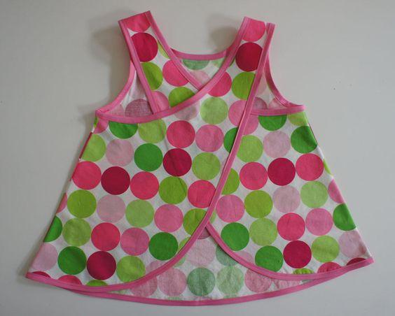 pinafore - sorbet dots