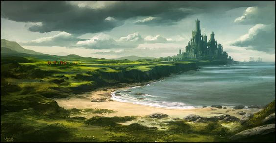 Andreas Rocha Blog: Coastal Thoughts