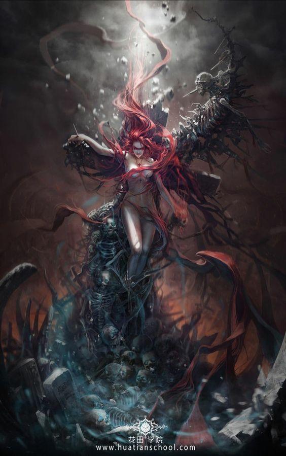 Galeria de Arte: Ficção & Fantasia (2) - Página 5 3237afa0329216775001b0357102ec3c