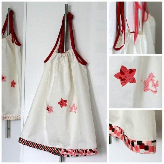 Pillowcase Dresses for Donation