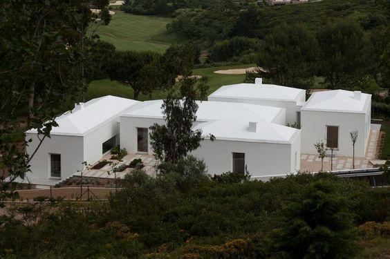 Construir Habitar Pensar Arquitectos   House in Belas