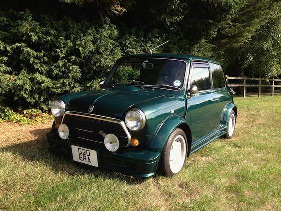 1990 ERA Mini Saloon  Chassis no. SAXXL2S1T20462767 Engine no. 12HD26104343