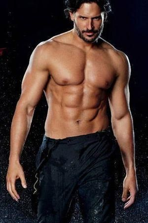 I'm not sure how big of a role he has, but he has to have the best looking body in Magic Mike! The musclier, the better!