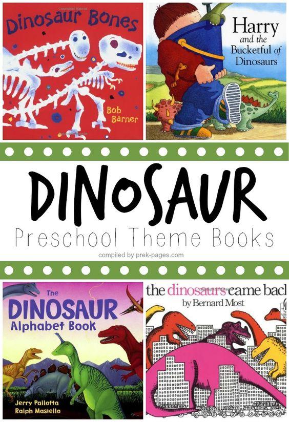 preschool dinosaur theme books literacy preschool and dinosaur activities. Black Bedroom Furniture Sets. Home Design Ideas