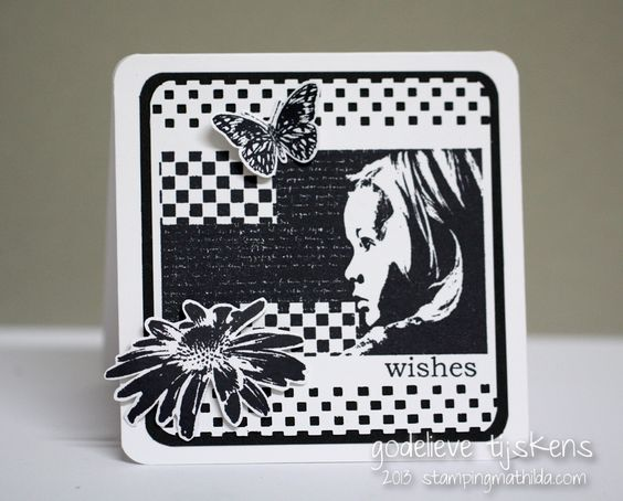 StampingMathilda: Black & White - 136