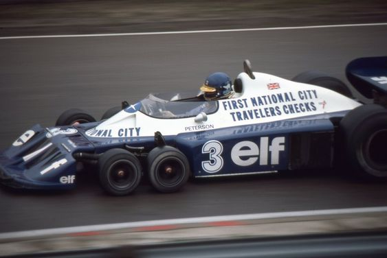 Ronnie Peterson (United States 1977) by F1-history.deviantart.com on @deviantART