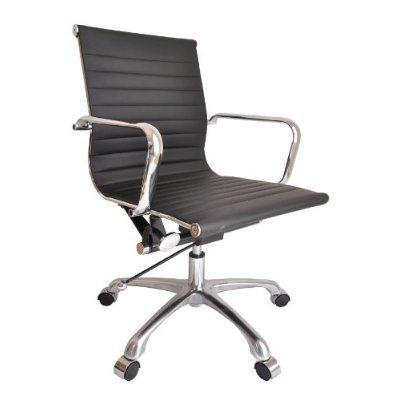 Amazon.com: SOHO Ribbed Management Chair