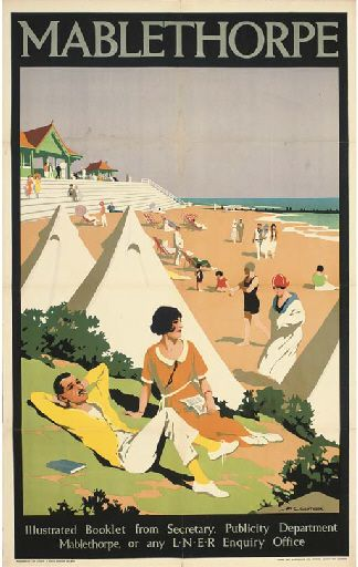 Mablethorpe - LNER - 1930's - (Gawthorne) -