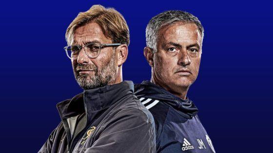 Liverpool Vs Manchester United Super Sunday Showdown Liverpool Vs Manchester United Manchester United Liverpool