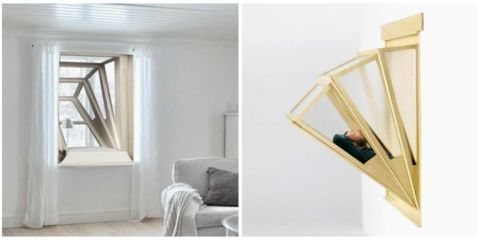 MoreSky Window Designs - Windows That Let You Sit Outdoors