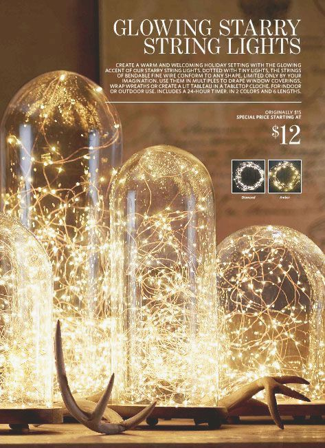 Starry String Lights Gold : Pinterest The world s catalog of ideas