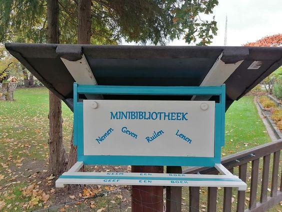Minibibliotheek Schriek Heist op den Berg