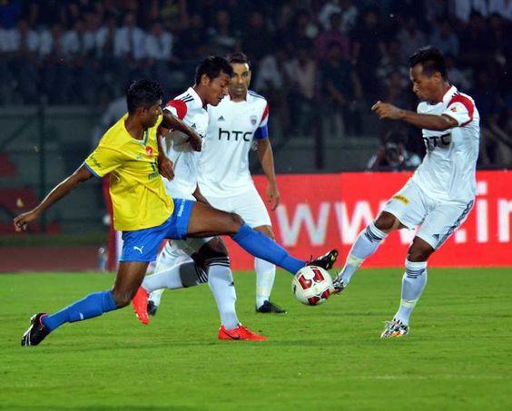 NorthEast United FC and Kerala Blasters | Cricketnmore