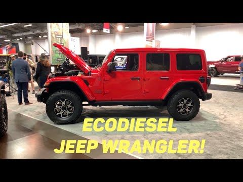 First Look 2020 Jeep Wrangler Ecodiesel Youtube Jeep Jeep Wrangler Wrangler