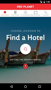 Usually travel in Thailand / Japan / Philippines / Indonesia and need good hotel deal? Check this app!  Wanna enjoying the innovation in hotel services? Check out the hotel chat and call from this app!
