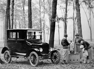 Hay novedades en los coches de ultima generacion que... ¡tienen casi 100 años!