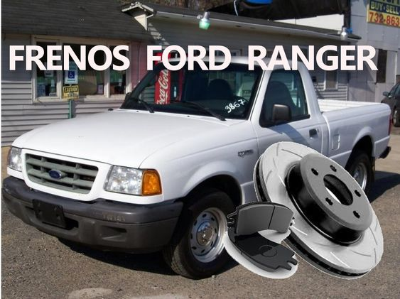 Video de 5 minutos de como cambiar los frenos en una ford ranger del ano 2003, #fordranger, #frenosranger, #ranger2003