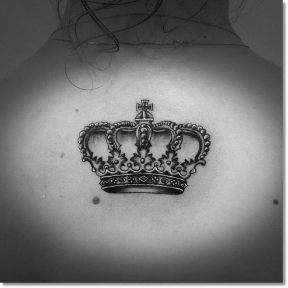 small queen crown tattoos designs. Black Bedroom Furniture Sets. Home Design Ideas