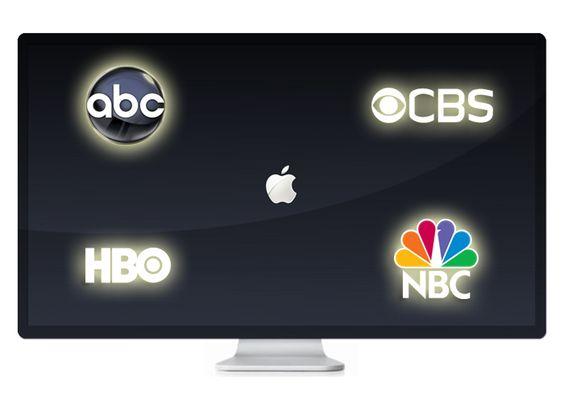 Apple negocia con las operadoras de cable para llenar su próxima televisión itv