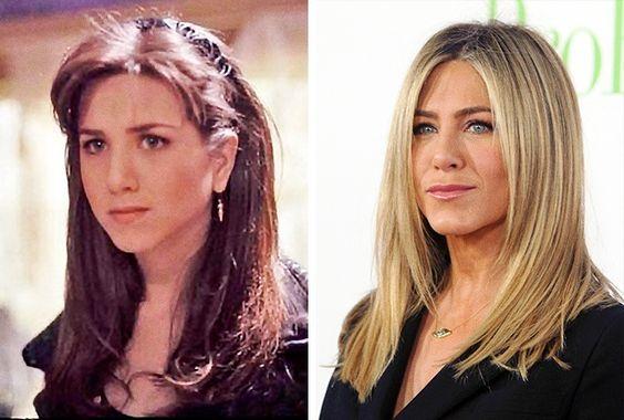 Como alguns atores mudaram desde aprimeira aparição nocinema