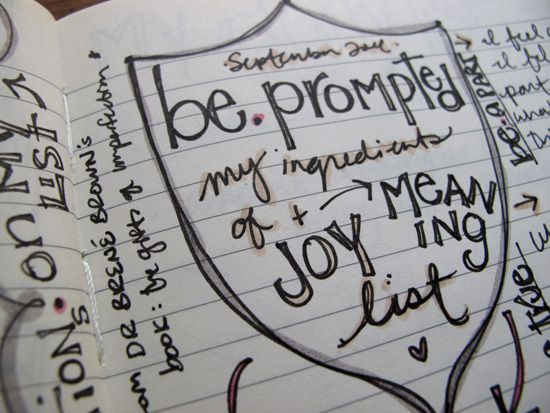 12 Thought Provoking Prompts