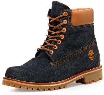 TIMBERLAND Lace up front closure Helcor genuine leather