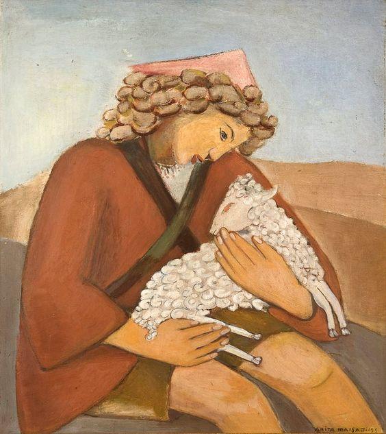 O Bom Pastor, 195 / Anita Malfatti