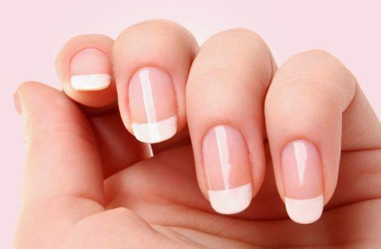Use lemon juice to whiten nails