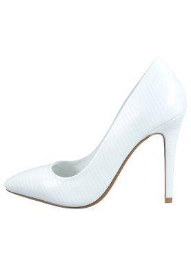 EMIE - Klassiska pumps - white