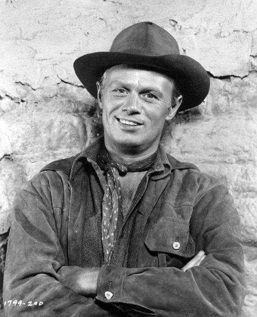 Richard Widmark rodeo movie