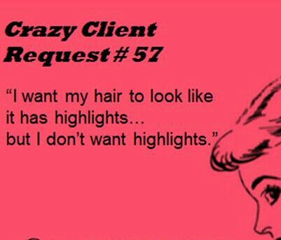 Hair Humor And Salon Pinterest Hairstylists