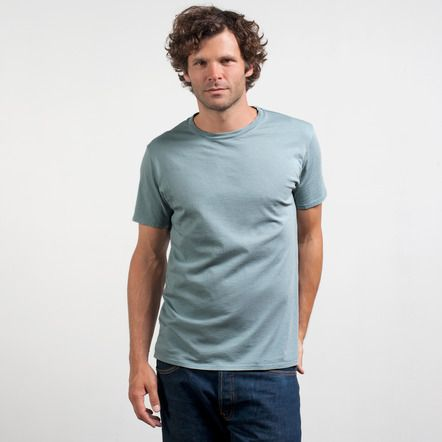 Everlane - The Men's Crew $15   Ralph is obsessed with these t's.