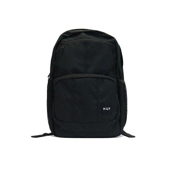 HUF Truant Backpack Bag - Black
