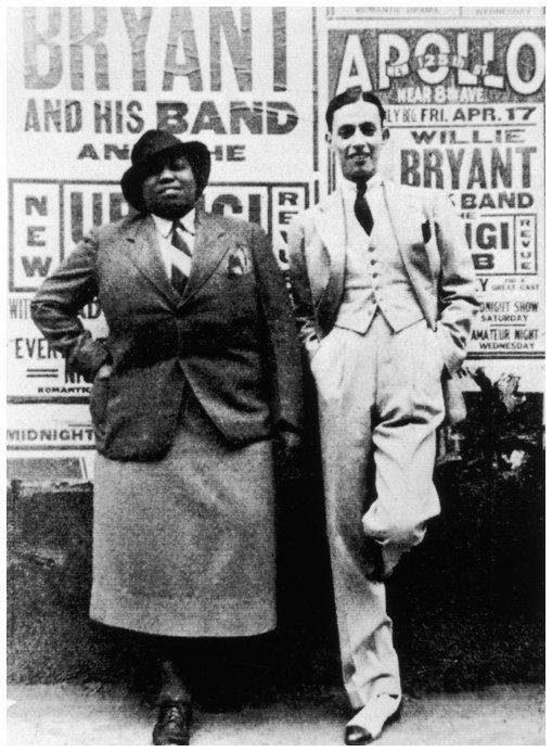 Gladys Bentley, Owner Of The 1920s Harlem Gay Bar Clam