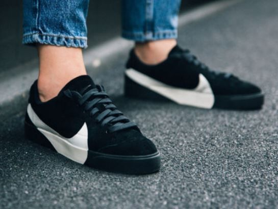 nike blazer city low nere