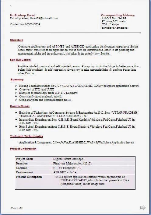 afkorting curriculum vitae Sample Template Example ofExcellent