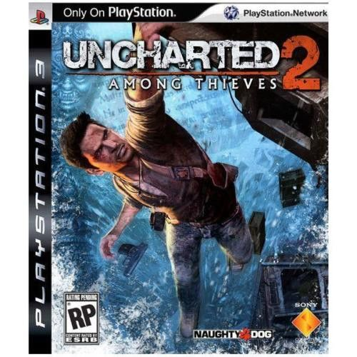 PlayStation 3 Uncharted 2 Among Thieves