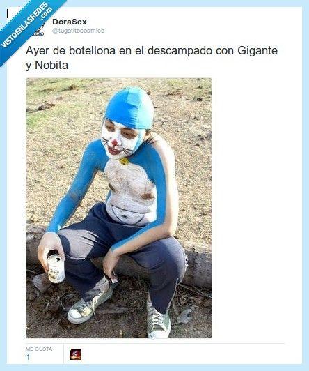 Que no falte el doravodka por @tugatitocosmico   Gracias a http://www.vistoenlasredes.com/   Si quieres leer la noticia completa visita: http://www.estoy-aburrido.com/que-no-falte-el-doravodka-por-tugatitocosmico/