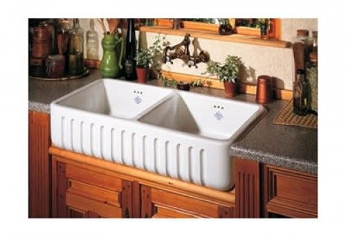 Shaws Ribchester 800 Kitchen Sink - Inset Sinks