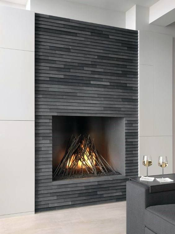 Top 70 Best Modern Fireplace Design Ideas Luxury Interiors Modern Fireplace Fireplace Design Modern Fireplace Mantles