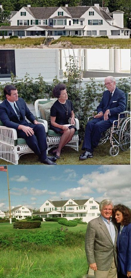 Rose Kennedy Big Houses And Kennedy Compound On Pinterest