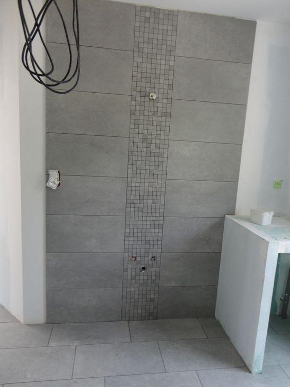 Photo salle de bain du haut emplacement vasque - Faience salle de bain design ...