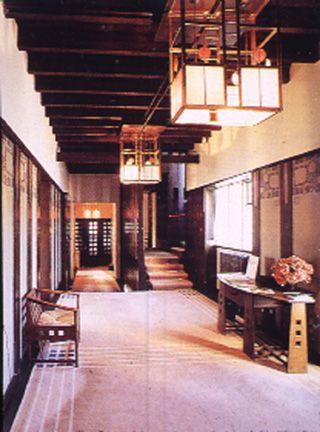 Charles Rennie Mackintosh Helensburgh Hill House 1902