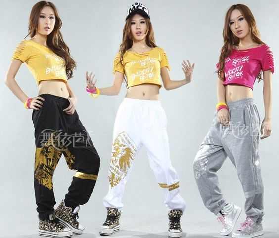 Ideas for Hip Hop Dance Costumes http//www.ehow.com/