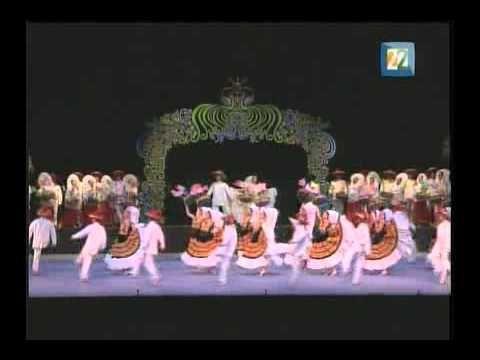 Ballet Folklórico de México de Amalia Hernández Gala 60 Aniversario 2a Parte